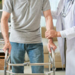 Post-hospital extended care is for those who were recently released from the hospital and are medically fragile, requiring special services.